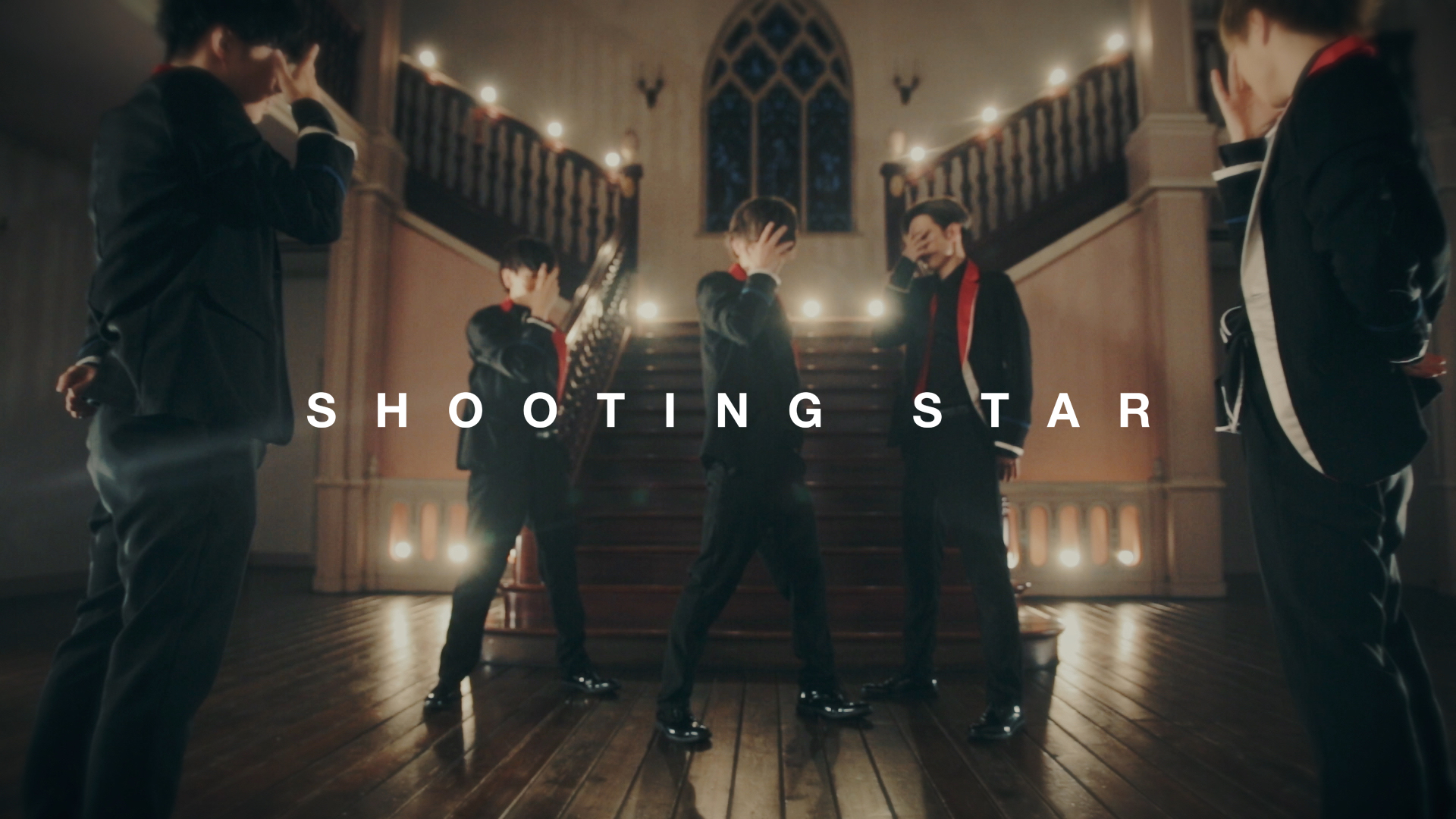 ★☆5th Single「SHOOTING STAR」ミュージックビデオ公開★☆