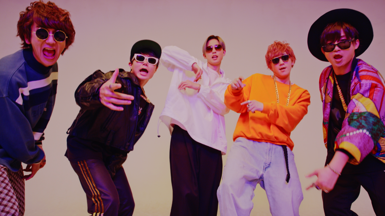 """【NEWS】5月9日,10日に「メジャーボーイ MV」内で着用の""""80's衣装(ぶちアゲ⤴️衣装)""""がライブ衣装に決定!"""