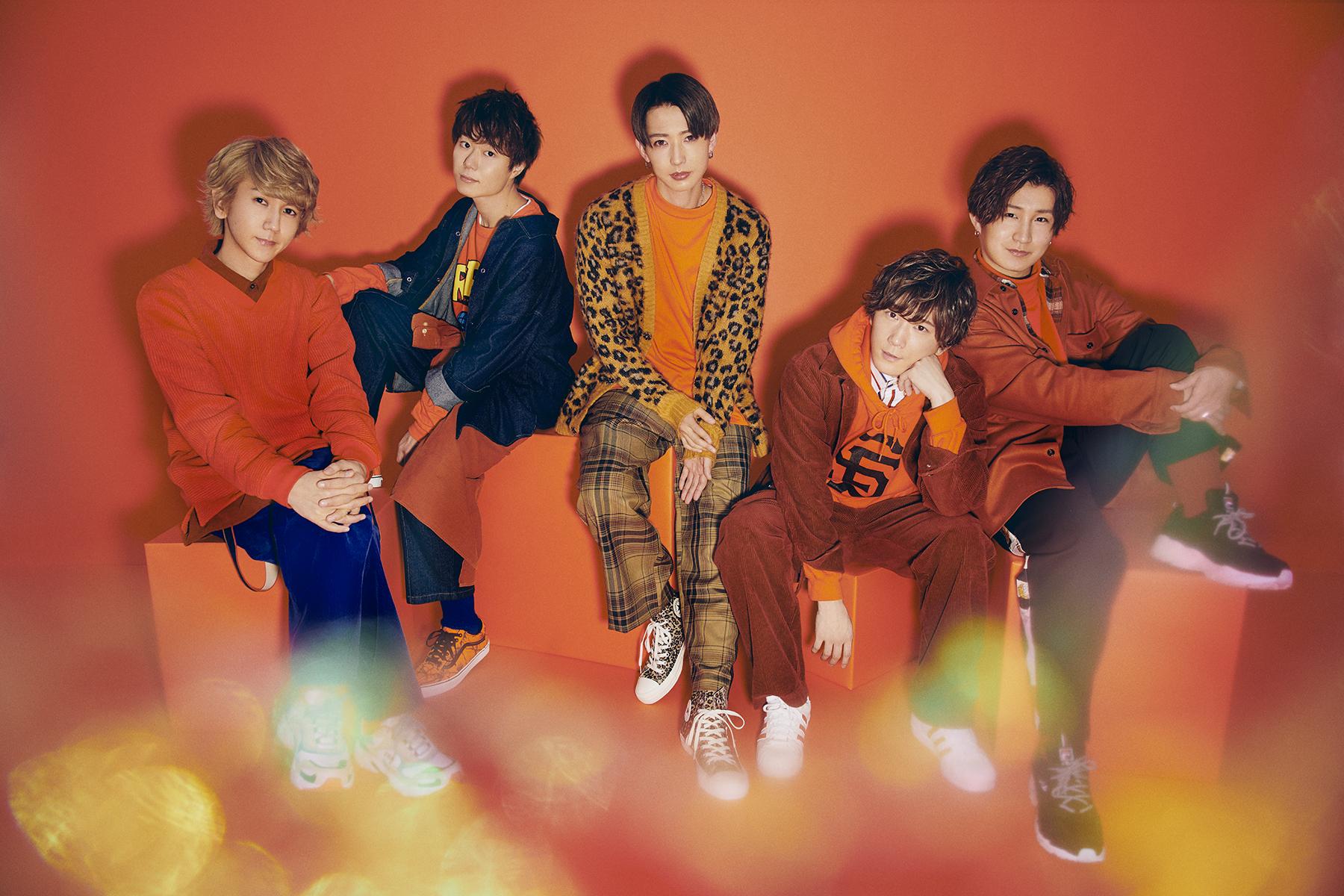 ★☆Loppi・HMV限定シングル「Fire Dance」新衣装&新アーティスト写真公開★☆