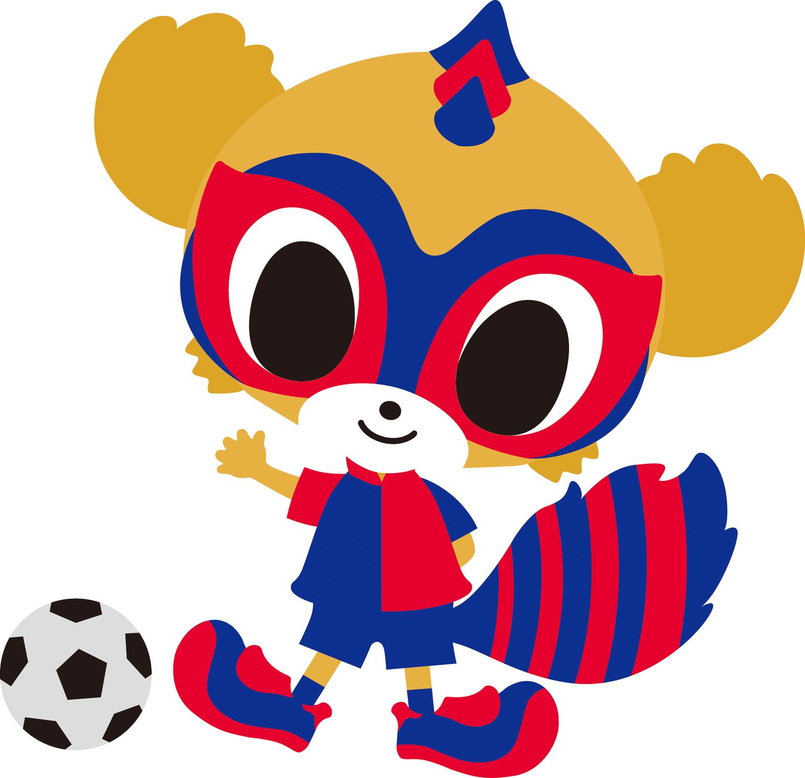 """3月17日(木)JOL原宿 FC東京マスコット""""東京ドロンパ""""君とコラボ決定!"""
