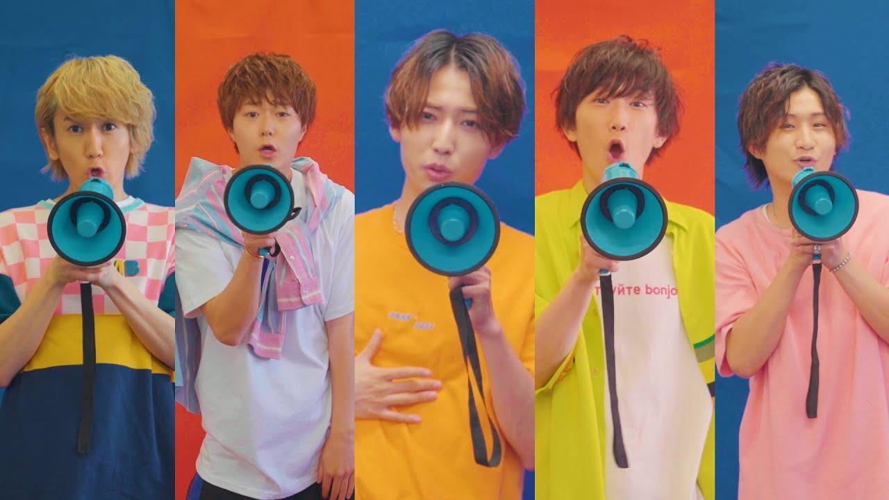 CUBERS「Yeah! 僕らは変わらない」MUSIC VIDEO (メジャー1stアルバム