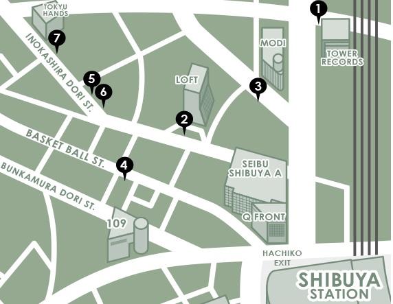 【NEWS】渋谷7基ビジョンにて『CUBERS JUMPING BOX TOUR』ライブ告知映像の放映が決定!