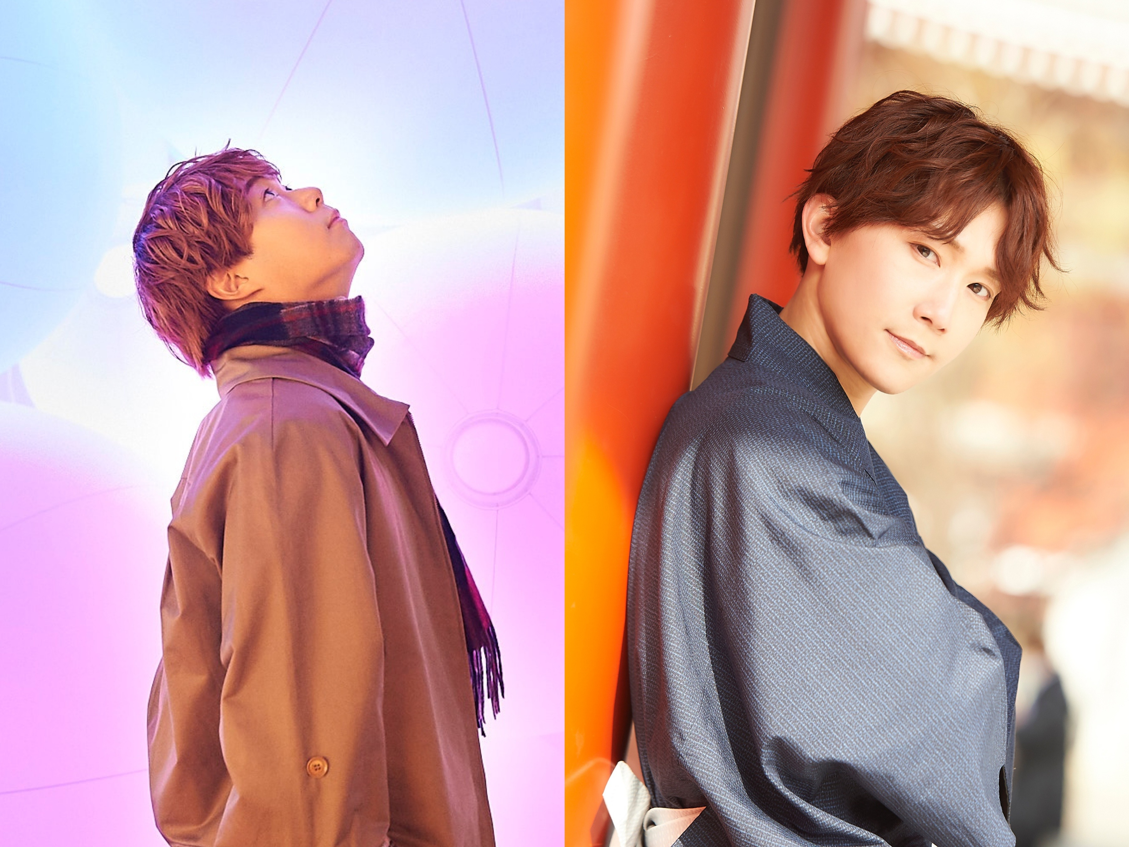 【NEWS】 優&春斗 オンライン生誕イベント 2daysで開催決定!
